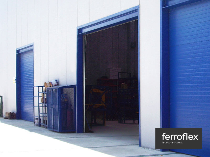 puertas Ferroflex en Valencia