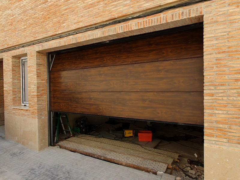 Empresa de puertas para garaje Valencia